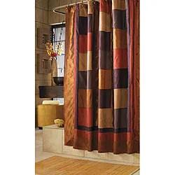Kashmir Multicolor Southwestern Style Nylon Polyester Shower