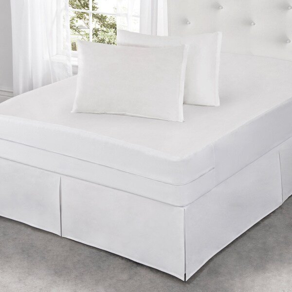 All In One Protection With Bed Bug Blocker Cotton Rich Mattress Protector