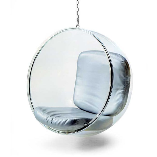 Hanging Bubble Chair  Overstock Shopping  Great Deals on