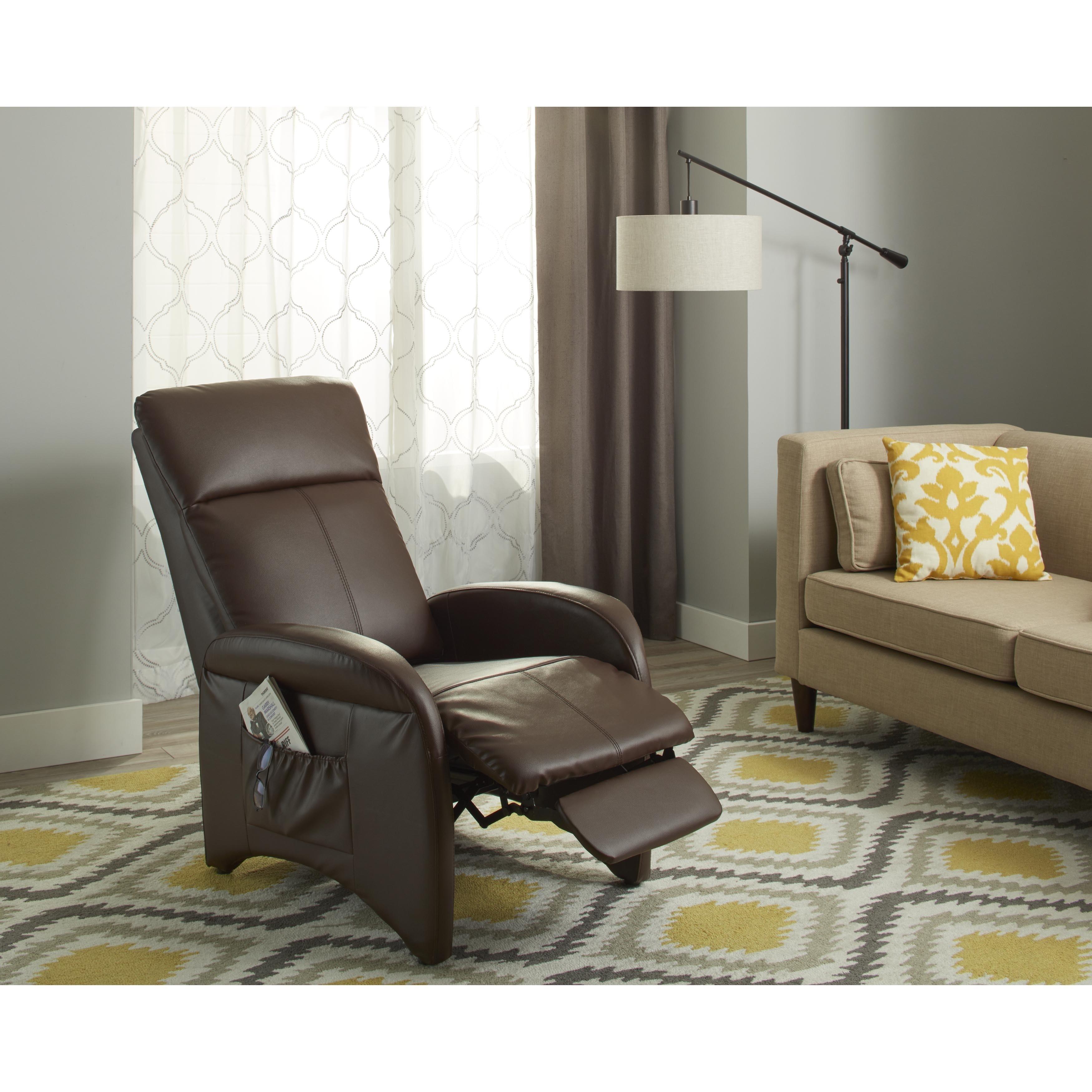 reclining accent chair design in karachi small children push back recliner