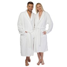 Cotton Terry Cloth Bath Robes