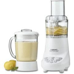 Ninja Kitchen System Pulse Bl201 Moen Faucet Models Cuisinart Bfp-703 Duet Combination Blender And Food ...