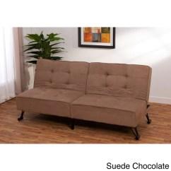 Grey Microfiber Sleeper Sofa Best Manufacturer Uk Vision Click Clack Contemporary Convertible Futon Bed ...