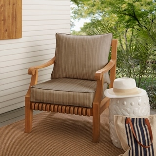 comfy outdoor chair homemade covers for wedding patio furniture find great seating dining deals shopping at overstock com