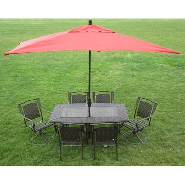 rectangular patio umbrellas cheaper