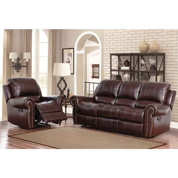 Best Leather Living Room Set