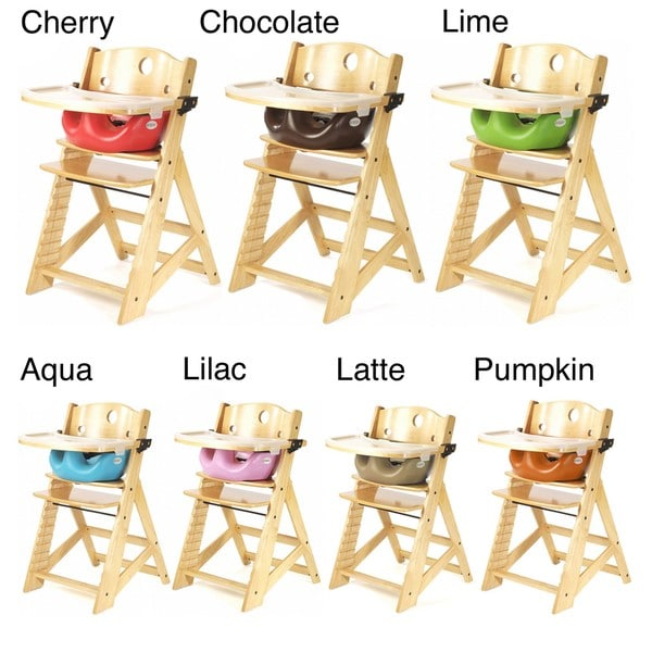 table height high chair teen bean bag shop keekaroo right with infant insert tray free shipping today overstock com 5077887