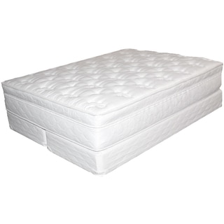 Victoria Visco Plus Softside No Motion Queen Size Water Mattress System Free Shipping Today 12948113