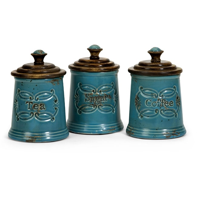 Kitchen Storage Canisters Set