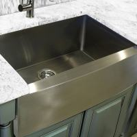 Stainless Steel 30-inch Farmhouse Apron Sink - 13038971 ...