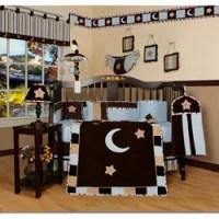 Starry Night 9-piece Crib Bedding Set - Free Shipping ...