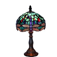 Shop Tiffany-style Dragonfly Table Lamp - Free Shipping ...