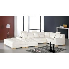 Verona Leather Sofa Reviews Designer Recliner Sofas Uk Danville Modern White Sectional - 13129741 ...