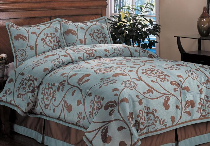 Modern Bedding Grey