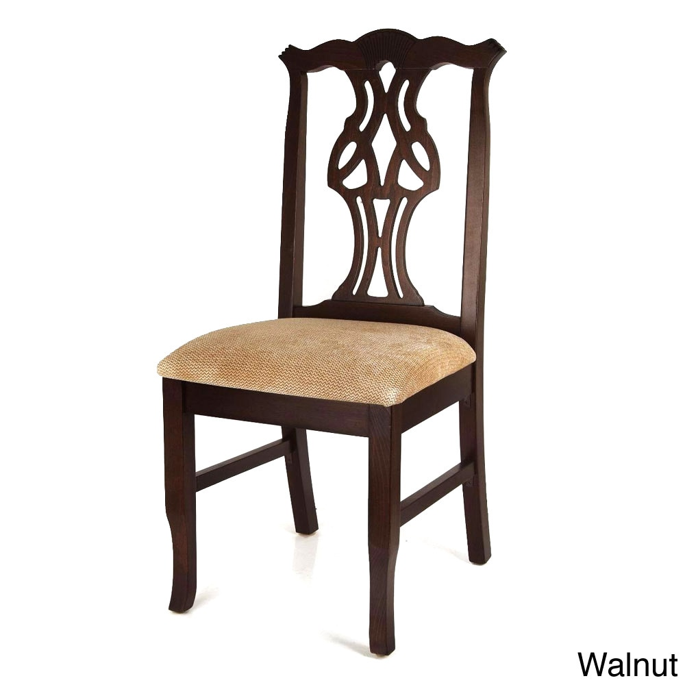 chippendale dining chair arm and ottoman shop free shipping on orders over 45 overstock com 5561751