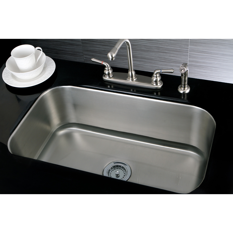 30 undermount kitchen sink recessed lights in single bowl inch stainless steel