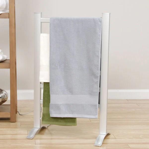 Shop Royal Elegance Towel Warmer Drying Rack  Free