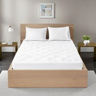 Premier Comfort 300 Thread Count Waterproof Mattress Pad Option Twin Xl