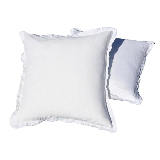Pillow Square Shams Pillows