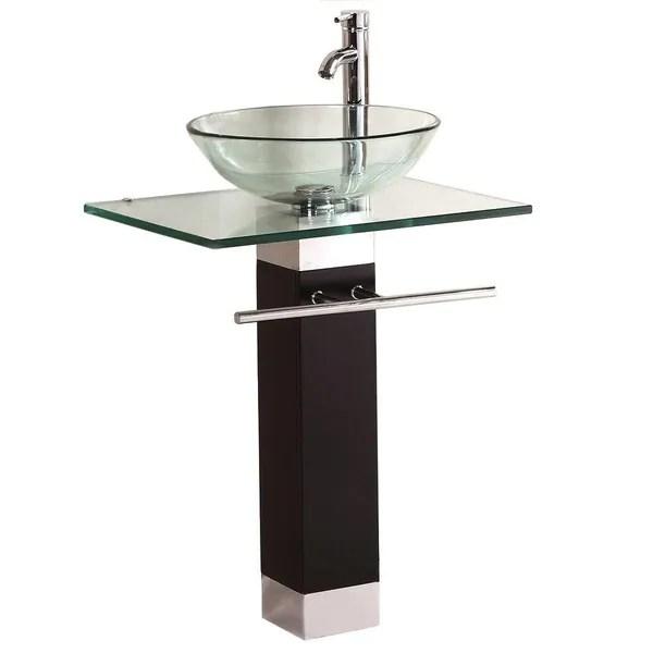 Small Pedestal Sink Home Depot