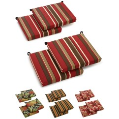 Outdoor Chair Cushions Set Of 4 The Outlet Keizer All Weather Uv Resistant With