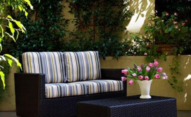 Portfolio Dorchester Grey Stripe 2 Piece Indoor Outdoor