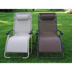 Extra Wide Lawn Chairs Booster Seat For Kitchen Chair Shop Zero Gravity Recliner Lounge Free Shipping