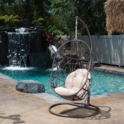 Egg Wicker Chairs Outdoor Office Chair Sale Shop By Christopher Knight Home On