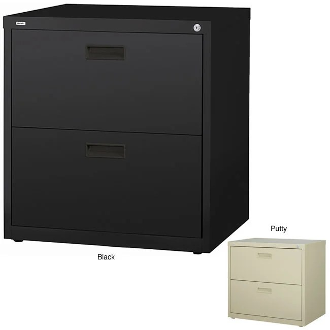 Hirsh HL1000 Series 30inch Wide 2drawer Commercial