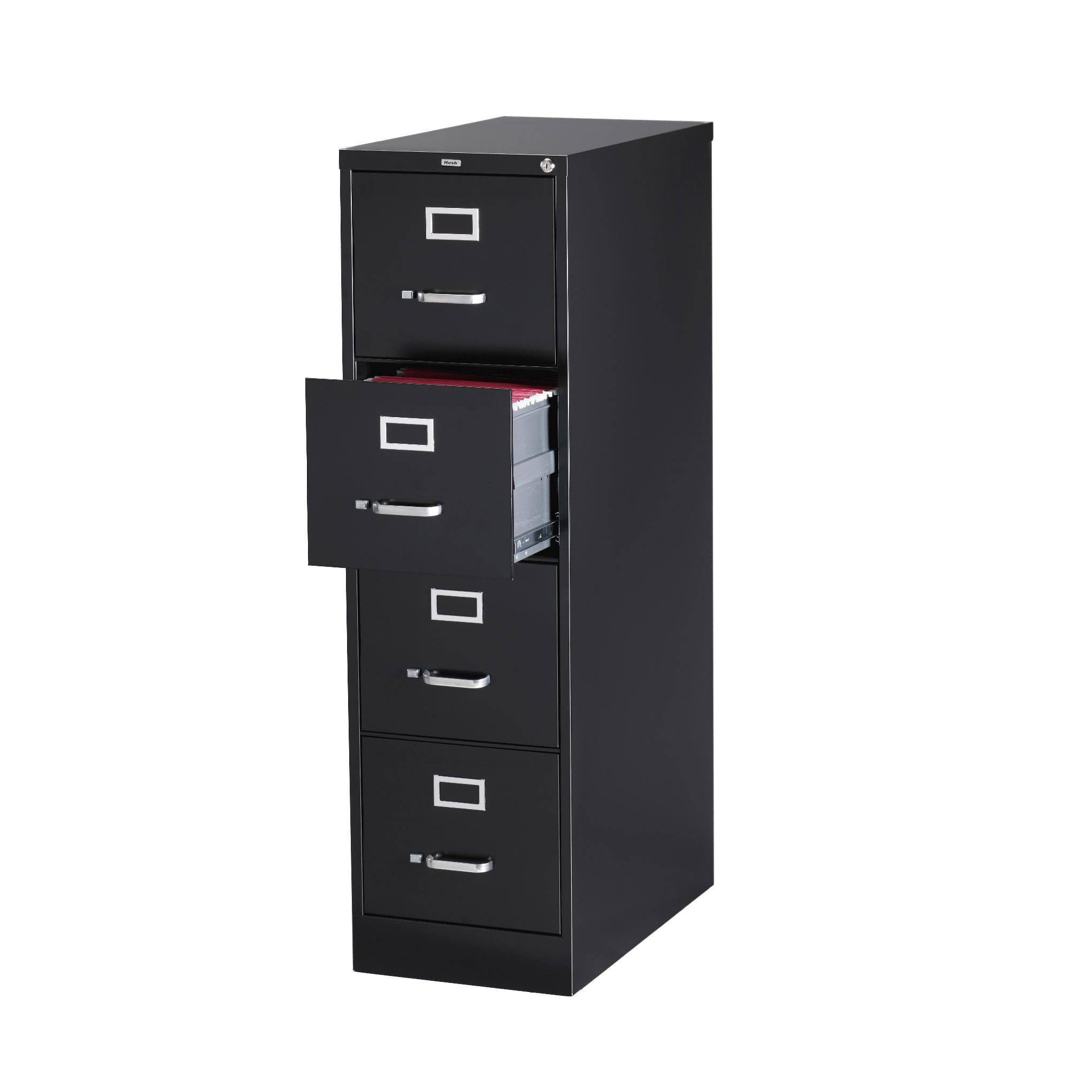Hirsh 25inch Deep 4drawer Lettersize Commercial