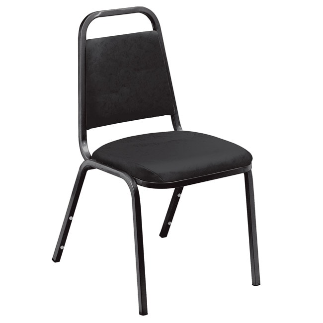 upholstered stacking chairs chrome dining australia shop standard vinyl case of 20 on