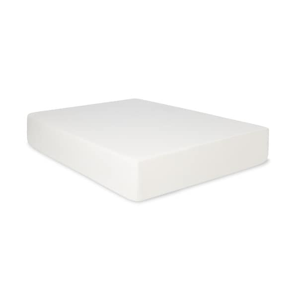 Select Luxury Medium Firm 14 Inch Cal King Size Memory Foam Mattress Free Shipping Today 13669651