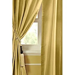 Yellow Silk Curtains & Drapes Shop The Best Deals For Jun 2017
