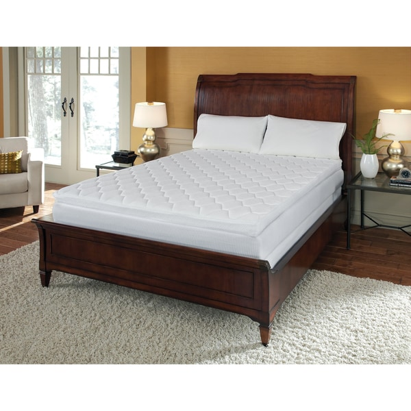 Pillow Top 12 Inch California King Size Memory Foam Mattress