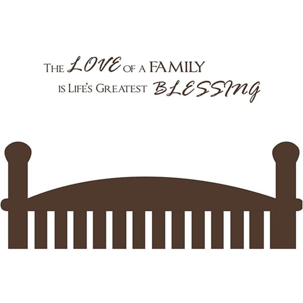 Download Shop Vinyl Attraction 'The Love of a Family is Life's ...