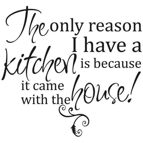 Shop Design on Style 'The Only Reason I Have A Kitchen