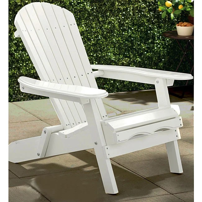 merry garden adirondack chair hanging cushion shop products simple white free shipping on orders over 45 overstock com 6088051