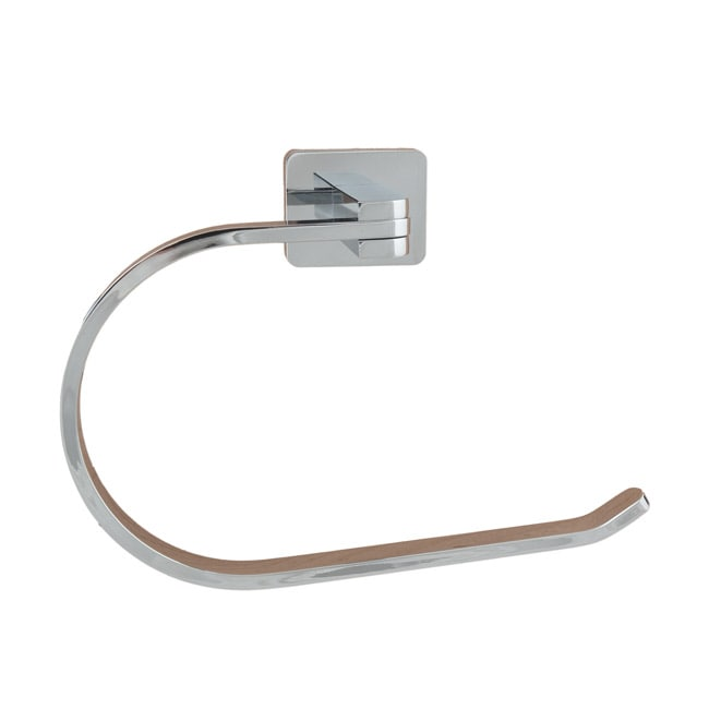 Sure-Loc Modern Towel Ring (Chrome)