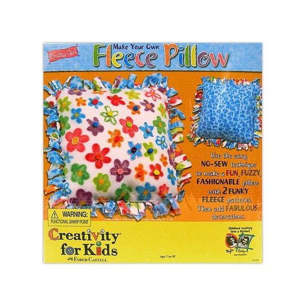 Shop Creativity for Kids Make Your Own Polka Dot Pillow