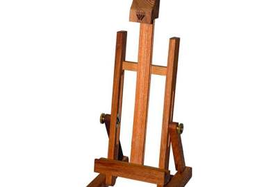 Wood Table Top Easel