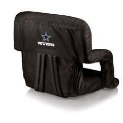 Dallas Cowboys Chairs Sale Sleeper For Small Spaces Shop Black Ventura Seat On Free Shipping Today Overstock Com 6196633