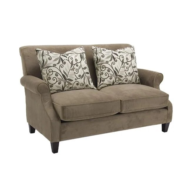 verona leather sofa reviews home depot legs taupe fabric velvet loveseat - free shipping today ...