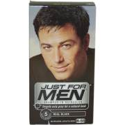men shampoo-in hair