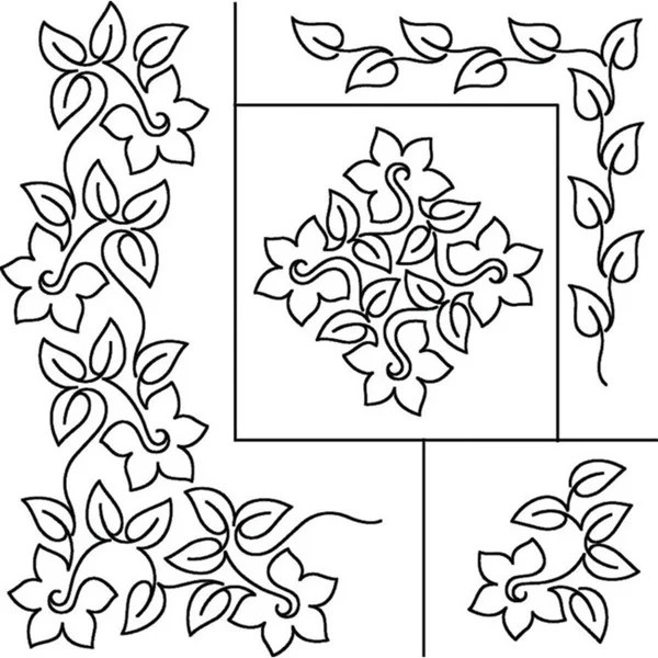 Shop Sten Source Daffodil Quilt Stencils By Patricia