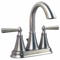 Shop Price Pfister Saxton Brushed Nickel Bathroom Faucet ...