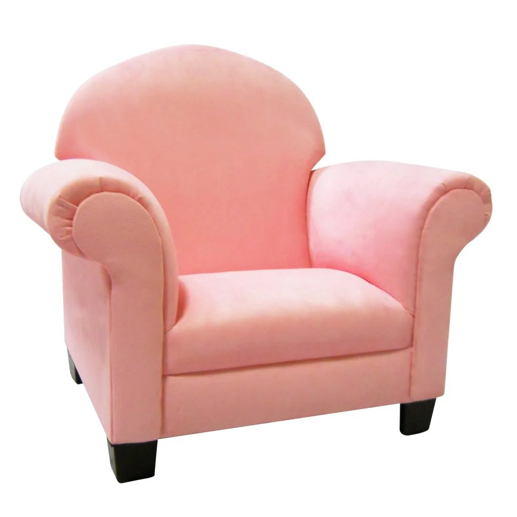 overstock com chairs chair cover rental st paul mn magical harmony kids pink micro sweet child