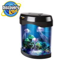 Discovery Kids Multi-colored LED Animated Jellyfish Lamp ...