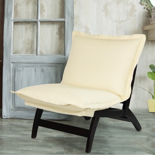 rialto black bonded leather chair fisher price toddler table and chairs casual folding lounger - 13966603 overstock.com shopping great deals on living room
