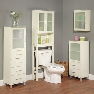 linen tower bathroom cabinets & storage for less | overstock