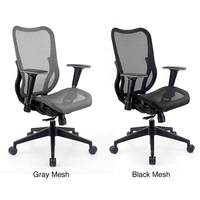Integrity Seating Ergonomic Mesh Height